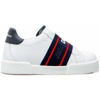 D G Leather Trainer boys's Children's Slip-ons (Shoes) in multicolour. Sizes available:1 kid,2 kid,4 kid,2.5 kid